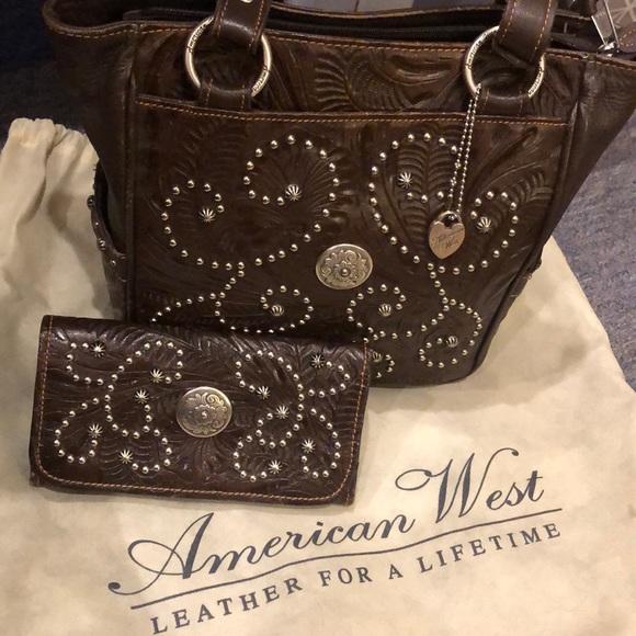 American West Handbags - American West Purse & Wallet
